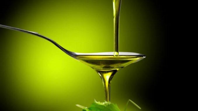 Aceite vegetal bueno para la salud