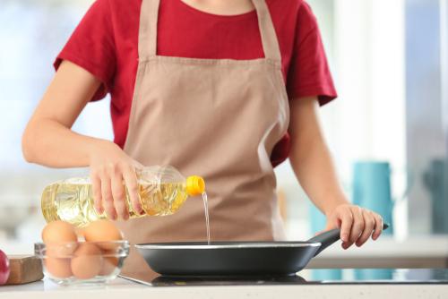 Aceites de cocina para una vida saludable