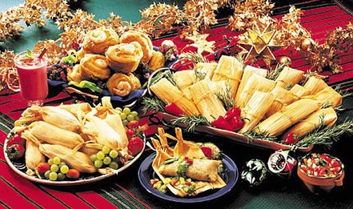 Comida navideña mexicana