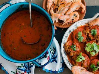 Comida de cuaresma mexicana